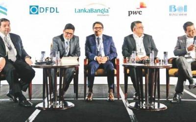 投資を求めるバングラデシュ