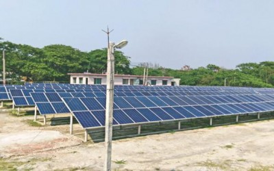 希望の太陽光発電