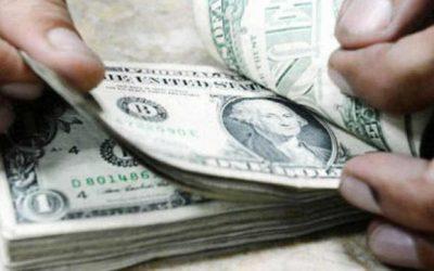外貨準備高の危機?
