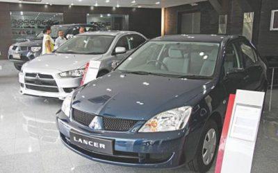 自動車の売上げが加速