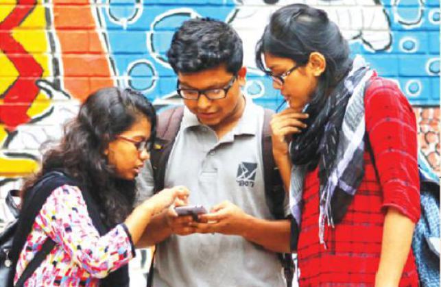 若者のFacebook利用率は95%