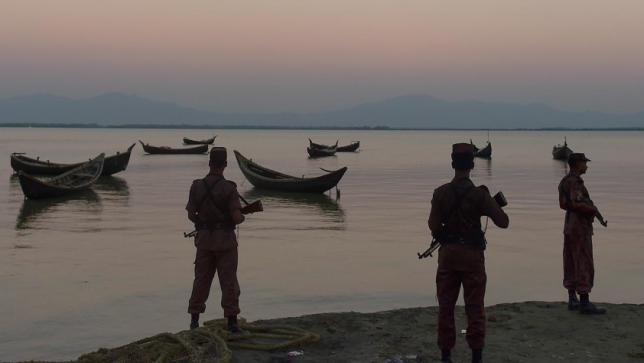 ナフ川で7人の遺体を回収