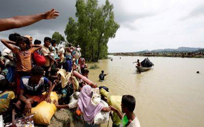 100人以上がナフ川で溺死