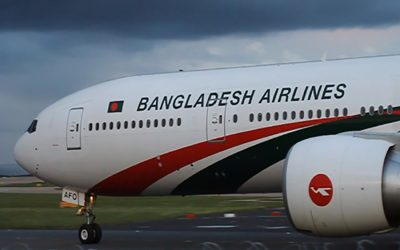 UAEとの航空関係を強化