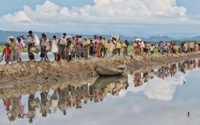 52万1千人がバングラへ