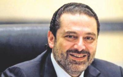 レバノン首相、辞意表明