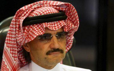 サウジアラビア王子の勾留で世界投資に影響