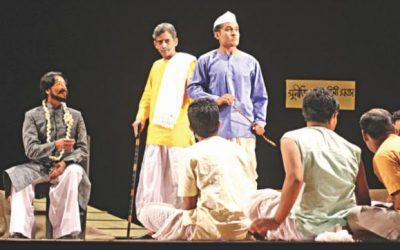 7日間の演劇祭を開催