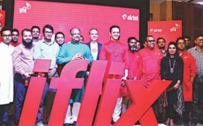 バングラデシュでiflix開始