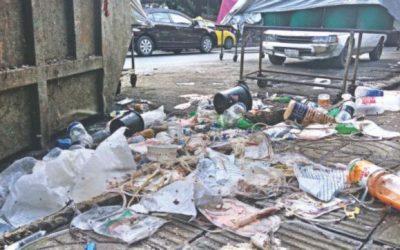 危険な病院廃棄物