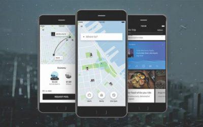 Uber設立1周年