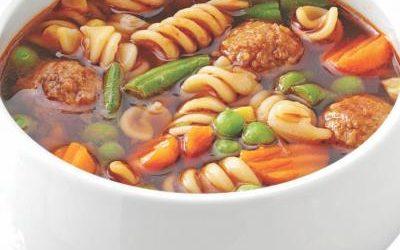 スープは最高!