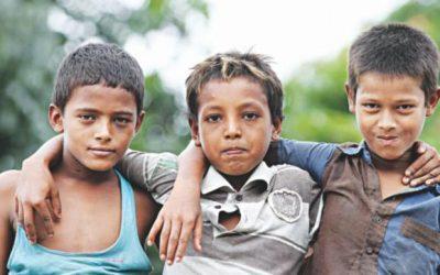 貧しい子を救う銀行