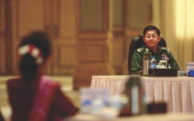 ミャンマーの民主主義は生き残れるか?