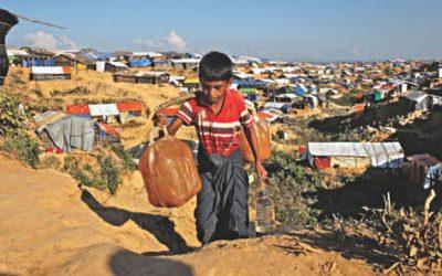 Rohingya Issue:ミャンマーの隣人のFMブリーフィング・エボーバー