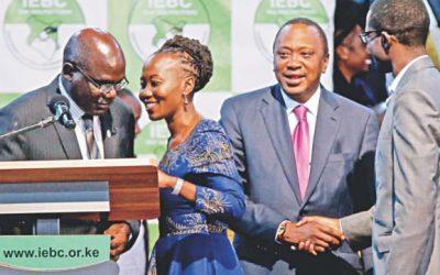 ケニアで現大統領再選
