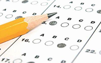 SAT試験の準備