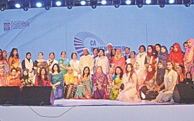 バングラデシュの女性が公認会計士で繁栄している