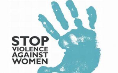 女性に対する暴力のスパイク