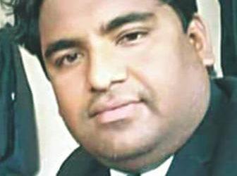 家で殺害された弁護士の弁護士