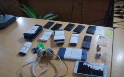 逮捕学生6人、不正行為を自供