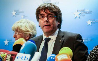 カタルーニャ前首相、ベルギーへ