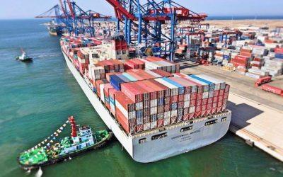 輸出収入6.86%増