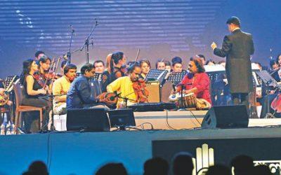 ベンガル音楽祭開幕