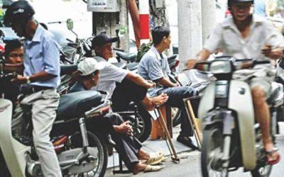 ベトナムの経済は10年で最も速く成長する