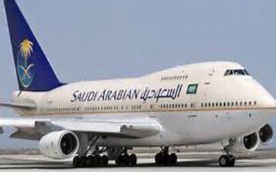 サウジ航空の乗客は、電子商品を英国へ運航することができます