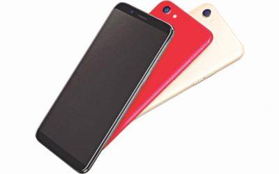 OPPO F5 6GB、国内市場に登場