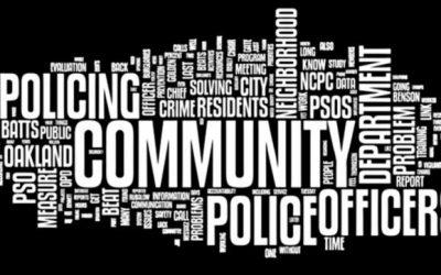コミュニティポリシングを求めて