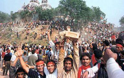 3つのモスク:「イスラム教徒の寛大さはヒンドゥー教徒の大衆に暴力を与えるだろう」