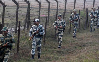 インドBSF、牛密輸業者殺害