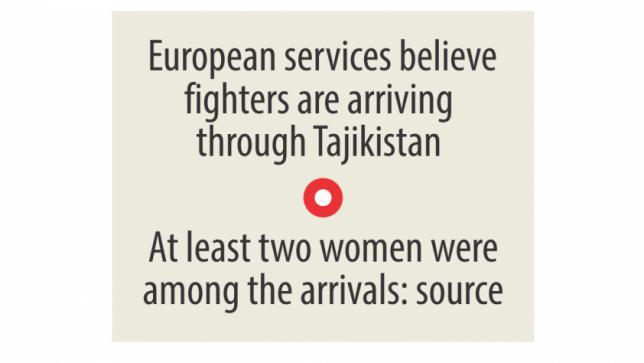 アフガン北部のISに加わる