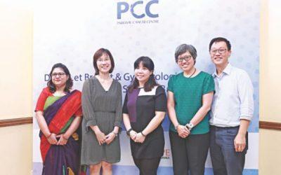 パークウェイ病院シンガポールでの早期検査によるがんの撲滅