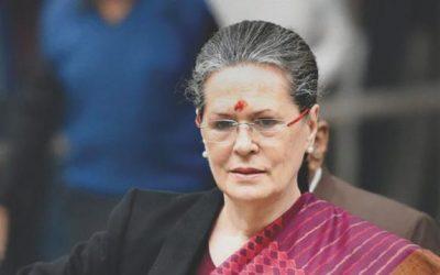 私の役割は今、引退することです:Sonia Gandhi