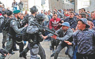 3人のパレスチナ人がイスラエル軍によって死亡した