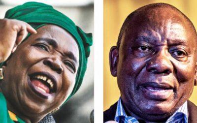 南アフリカのANCが新たな党首選出に挑む
