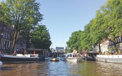 アムステルダムの日々