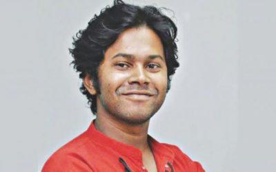 Narayanganjに見つからないjourno Utpal