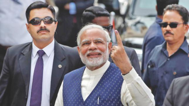 グジャラート、BJPの恐怖