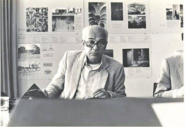 Muzharulイスラム:活動家の建築家