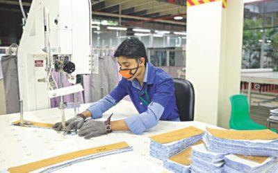 機械がRMG労働者の仕事を脅かす