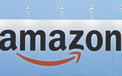 本のチェーンはよく見ています:Amazonは町に来ています