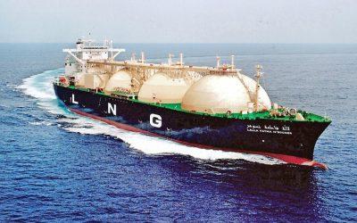LNG部門への融資は、主に貸出機関に依存する
