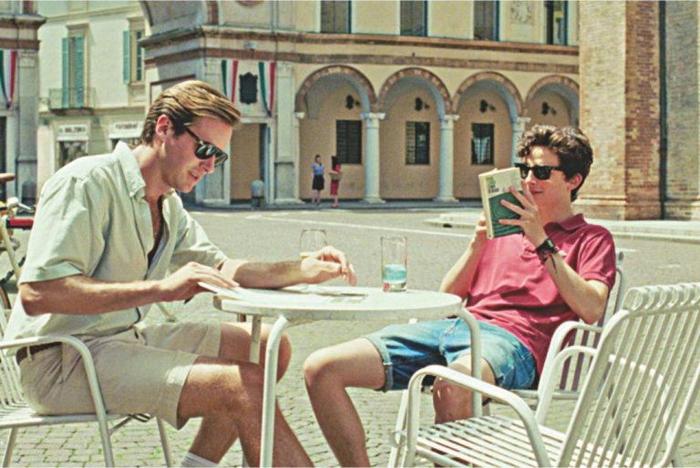 あなたの名前で私に電話することは、2017年の最も記憶に残る映画の一つです