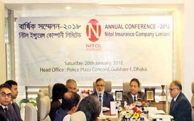 Nitol Insurance Company Limitedの年次会議2018