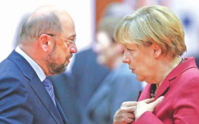 ドイツは新しい政府に向けて傾きます