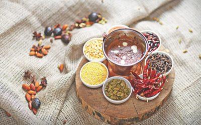 タリ:家の香辛料
